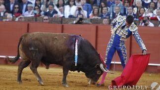 Segundo de la tarde  Foto: A. Pizarro