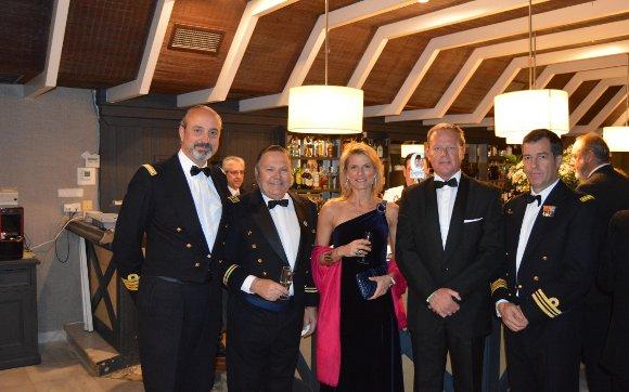 José Ramón Fernández de Mesa, Miguel Gracia, Cristina Luque, Stephan de Clerck y Javier Díez de Rivera.  Foto: Ignacio Casas de Ciria
