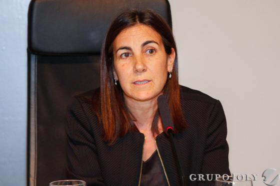 María Jesús Almanzor, directora Territorio Sur Telefónica. / Fotos: Juan Carlos Muñoz y Victoria Hidalgo