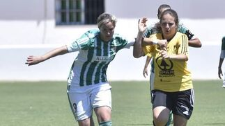 Las imágenes del Betis Féminas-Fermaguín