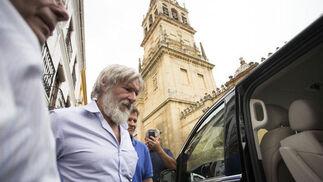 Harrison Ford visita la Mezquita