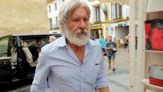 Las imágenes de la visita de Harrison Ford a Córdoba