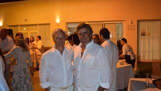 Salvador Guardiola y Alfonso López de Carrizosa.  Foto: Ignacio Casas de Ciria