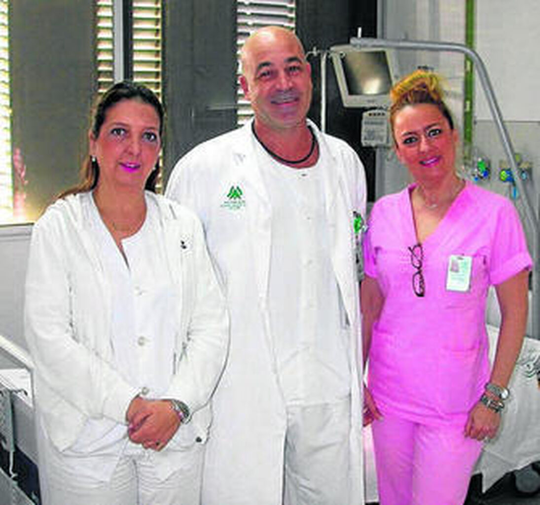 Circuito Quirurgico : Sin ansiedad antes de entrar en quirófano