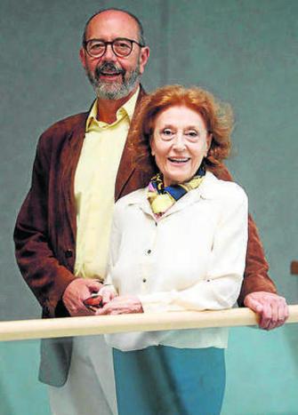 'Cartas de amor' reúne a Julia Gutiérrez Caba y Miguel Rellán en los Teatros del Canal