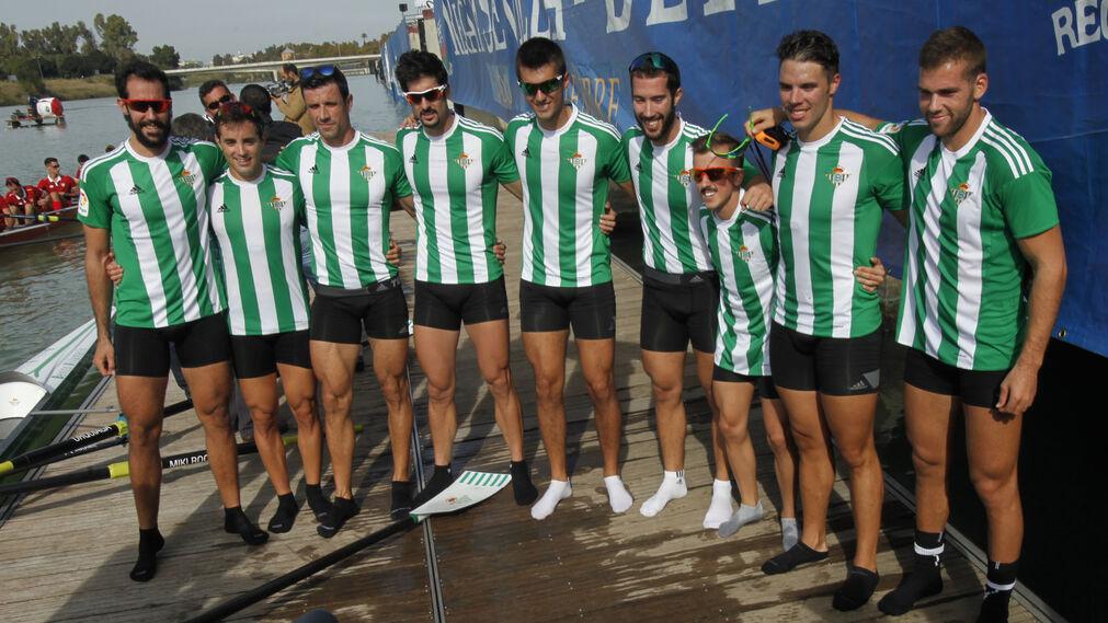 Regata Sevilla-Betis