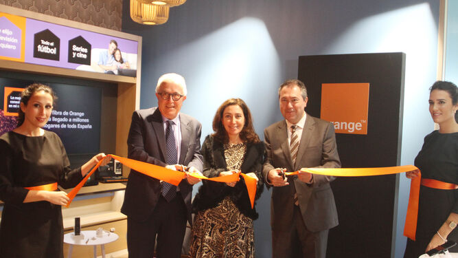 Orange invertir 228 millones en fibra y en 4g en andaluc a - Orange en sevilla ...