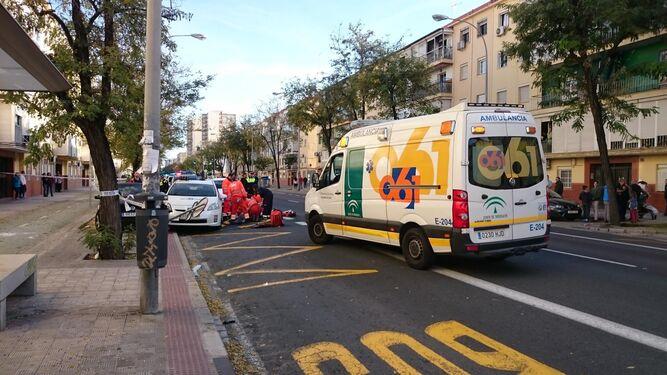 Los atropellos mortales se duplican en Sevilla en sólo un año