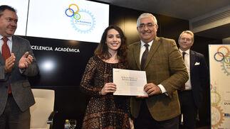 El VI Premio a la Excelencia Académica