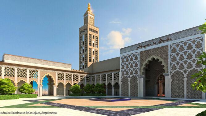 Espadas bloquea el solar solicitado para la mezquita de sevilla este - Apartahoteles sevilla este ...