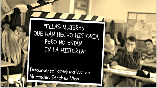 La claqueta del documental.