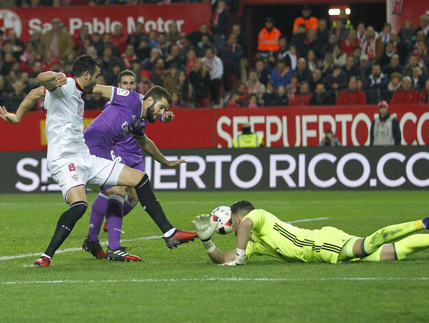 El Sevilla-Madrid de Copa del Rey