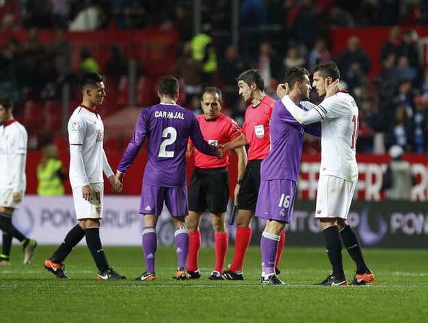 El Sevilla-Real Madrid de Copa del Rey