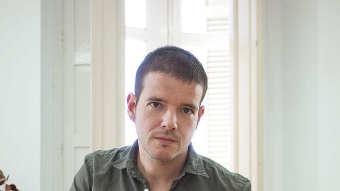 El autor de cómics José Pablo García.