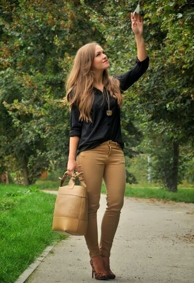 Jornada de paseo  - Outfit