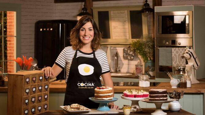 Hay que tomar dulce para ser feliz for Canal cocina alma obregon