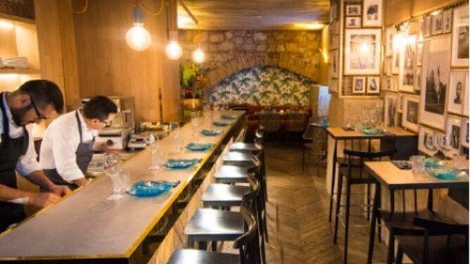Palosanto, el restaurante que acoge otro restaurante