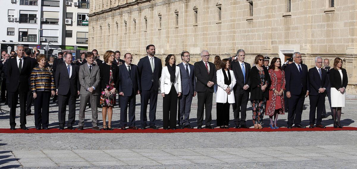Pleno institucional por el Día de Andalucía