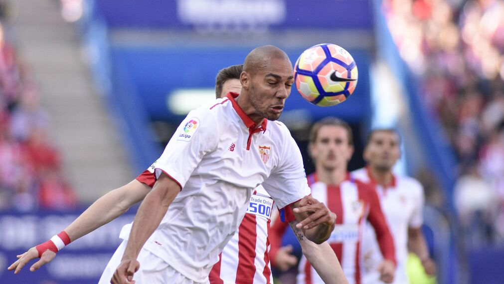 El Atlético de Madrid-Sevilla FC, en imágenes