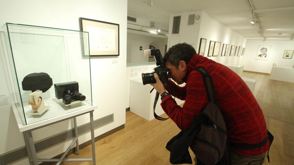 Las mejores imágenes de 'El universo de Julio Cortázar'