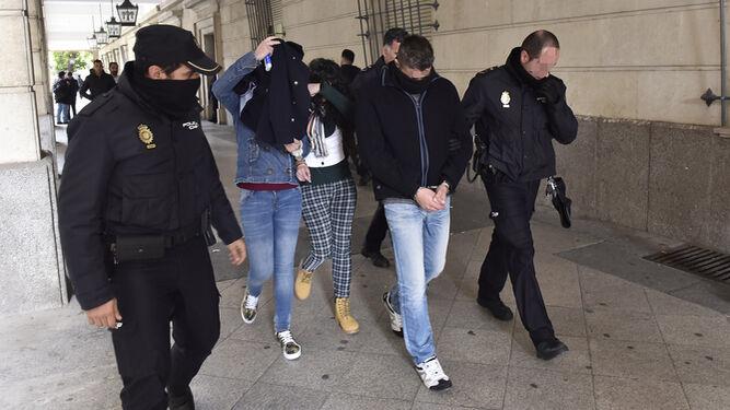Los m viles de los acusados del crimen de las cu adas no for Juzgado del crimen