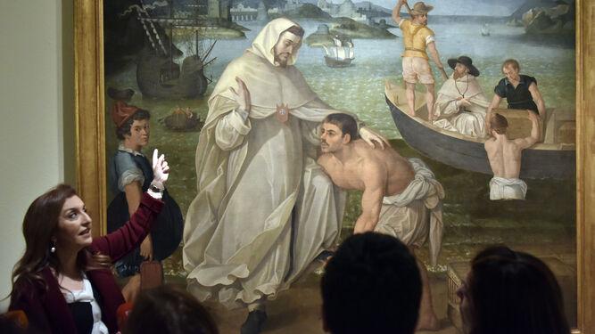 Museo de Bellas Artes de Sevilla.
