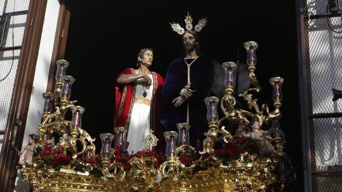 El Señor ante Pilatos, de la hermandad de Torreblanca.