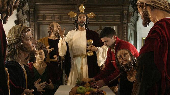 El Cristo del Amor en el recuerdo de un Domingo de Ramos.
