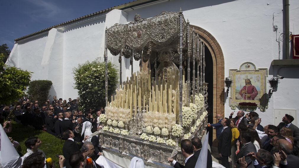 Las imágenes de La Paz