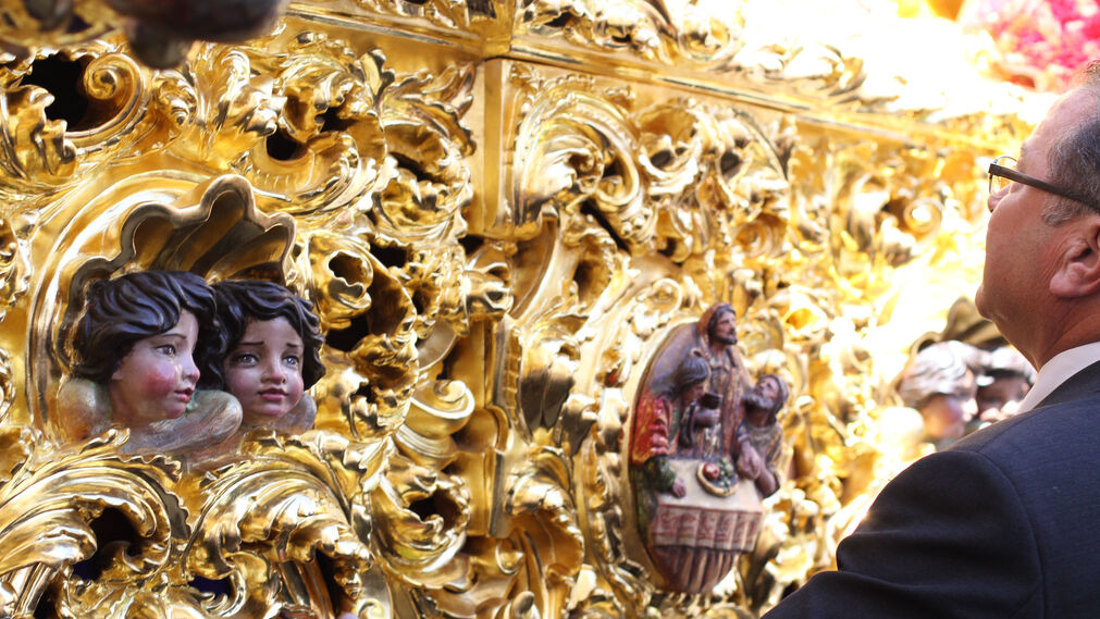 Las imágenes de Santa Genoveva