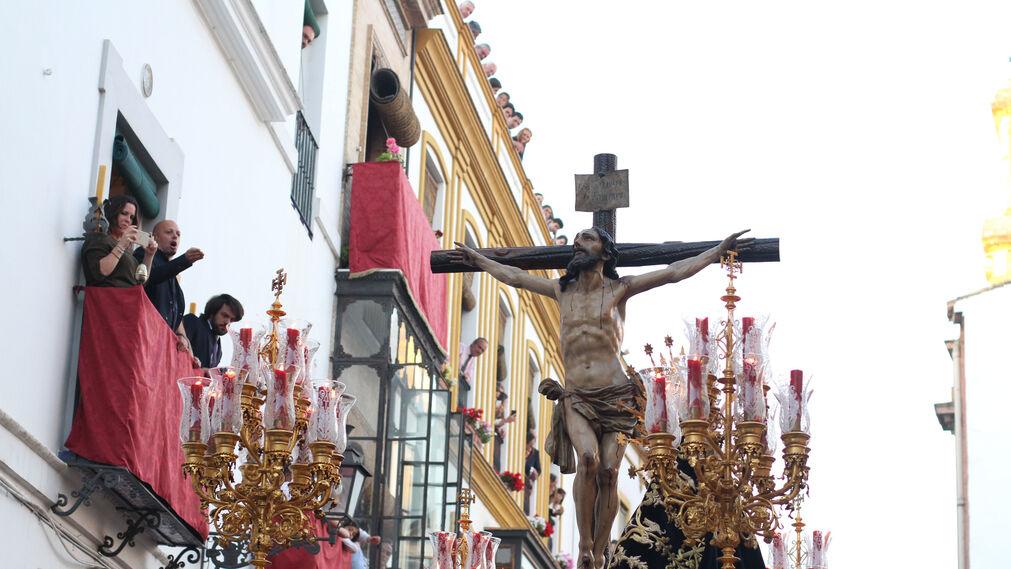 Las imágenes de Santa Cruz