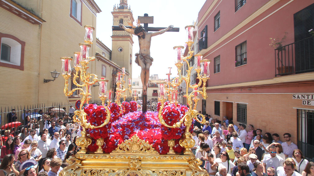 Las imágenes de San Bernardo