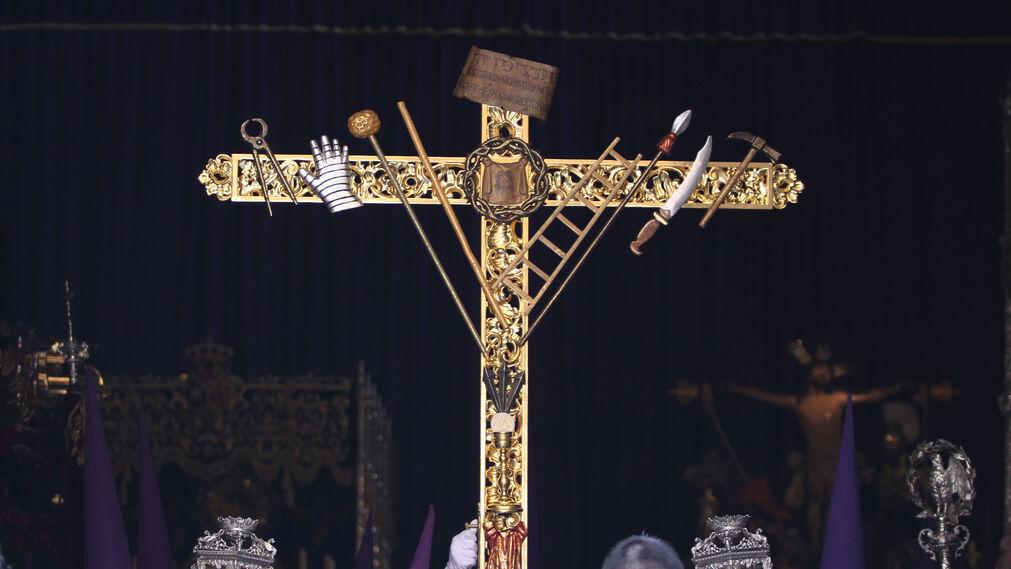 Las imágenes de la Exaltación