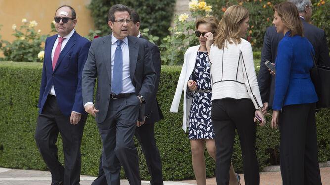 """Sevilla, la """"sede más idónea"""""""