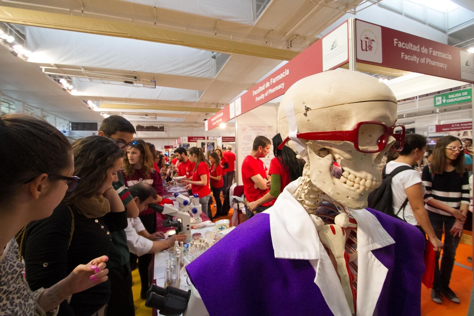 Xxii Salón De Estudiantes Y Ferisport De La Hispalense