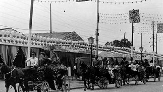 La Feria de los 70: Cosas de la tarde