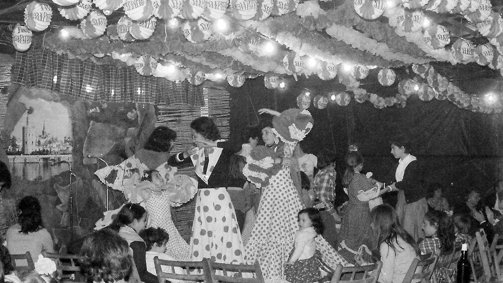 Feria de los años 70: Vivir la noche