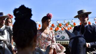 Las imágenes del sábado de Feria