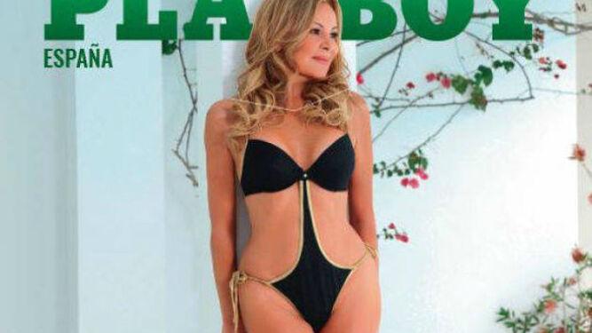 Playboy elige a Ana Obregón para su regreso a España