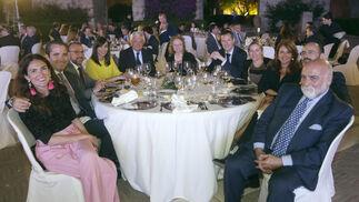 Marian López Panao, Ignacio Copano, Miguel Ángel Martín, María León, Francisco Herrero, Carmen Maldonado, José María Pérez Gardey, Carmen Sánchez-Haro, Rayes Galiano, José Miguel Caballero y Antonio Carrillo.