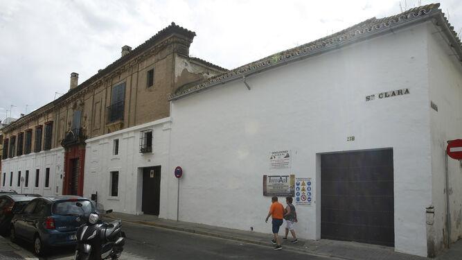 La casa de los bucarelli contar con nueve apartamentos tur sticos - Apartamentos turisticos casas de los reyes ...