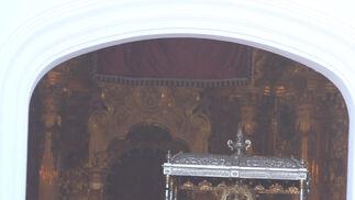 La Blanca Paloma vuelve a su ermita