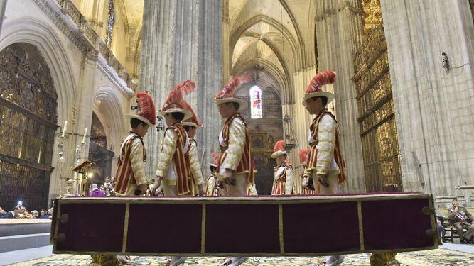 La procesión del Corpus, en imágenes