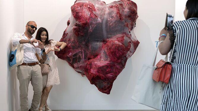 Art Basel agita los mercados