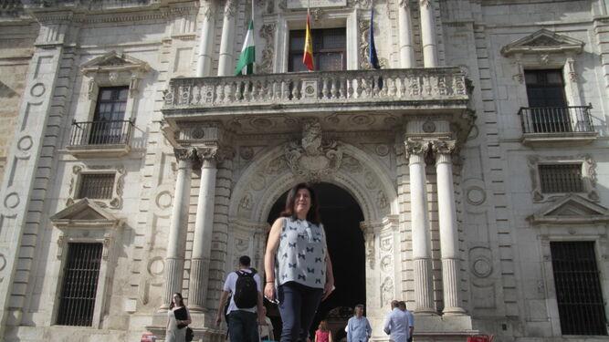 María Teresa López desea estudiar Antropología en la Hispalense.