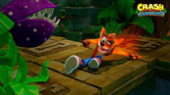 Imágenes del juego.