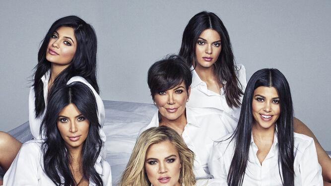 Kris Jenner, la madre de 'las Kardashian', tiene seis hijos.
