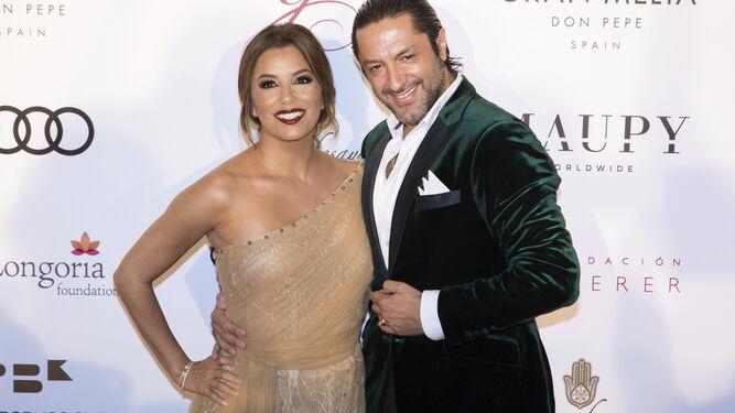 Ana Obregón junto a la cantante Yanela Brooks.