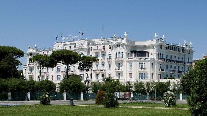 Grand Hotel Rímini.
