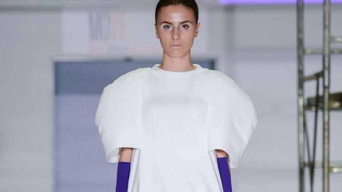 Una joven promesa de la moda
